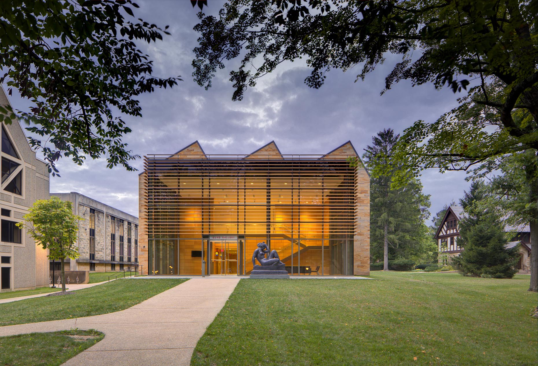 Kenyon College Gund Gallery by Gund Partnership
