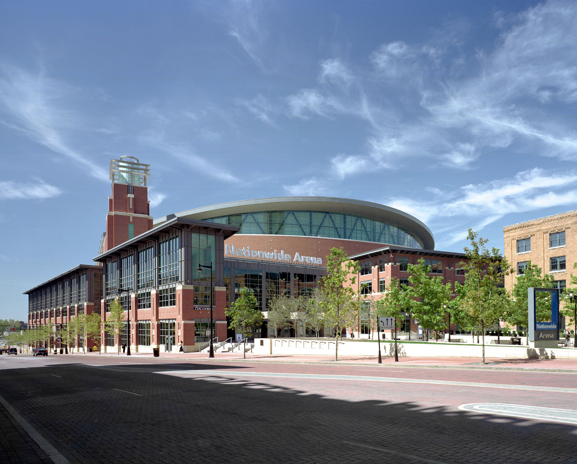 Nationwide Arena | 360 Architecture