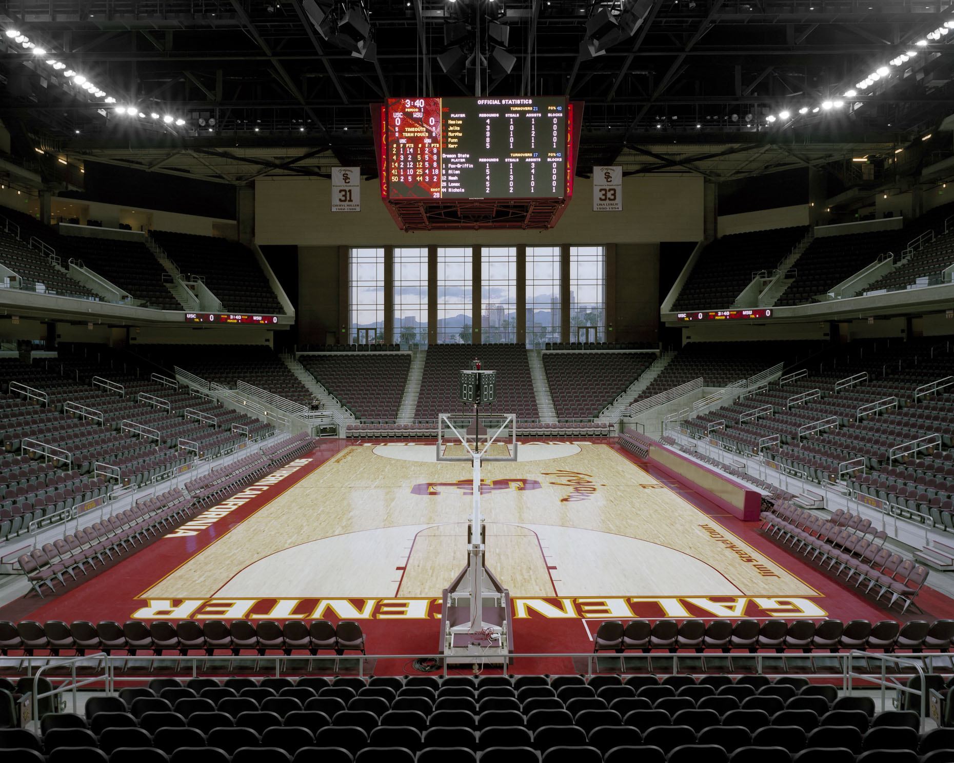 University of Southern California Galen Center | HNTB