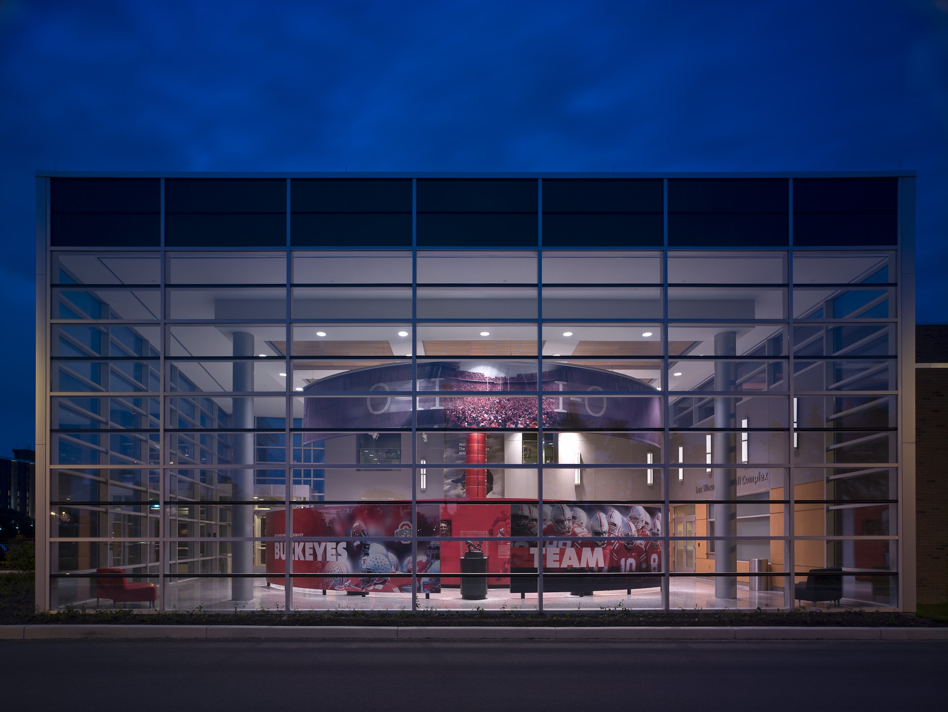 Woody Hayes Athletic Center at The Ohio State University | HEERY