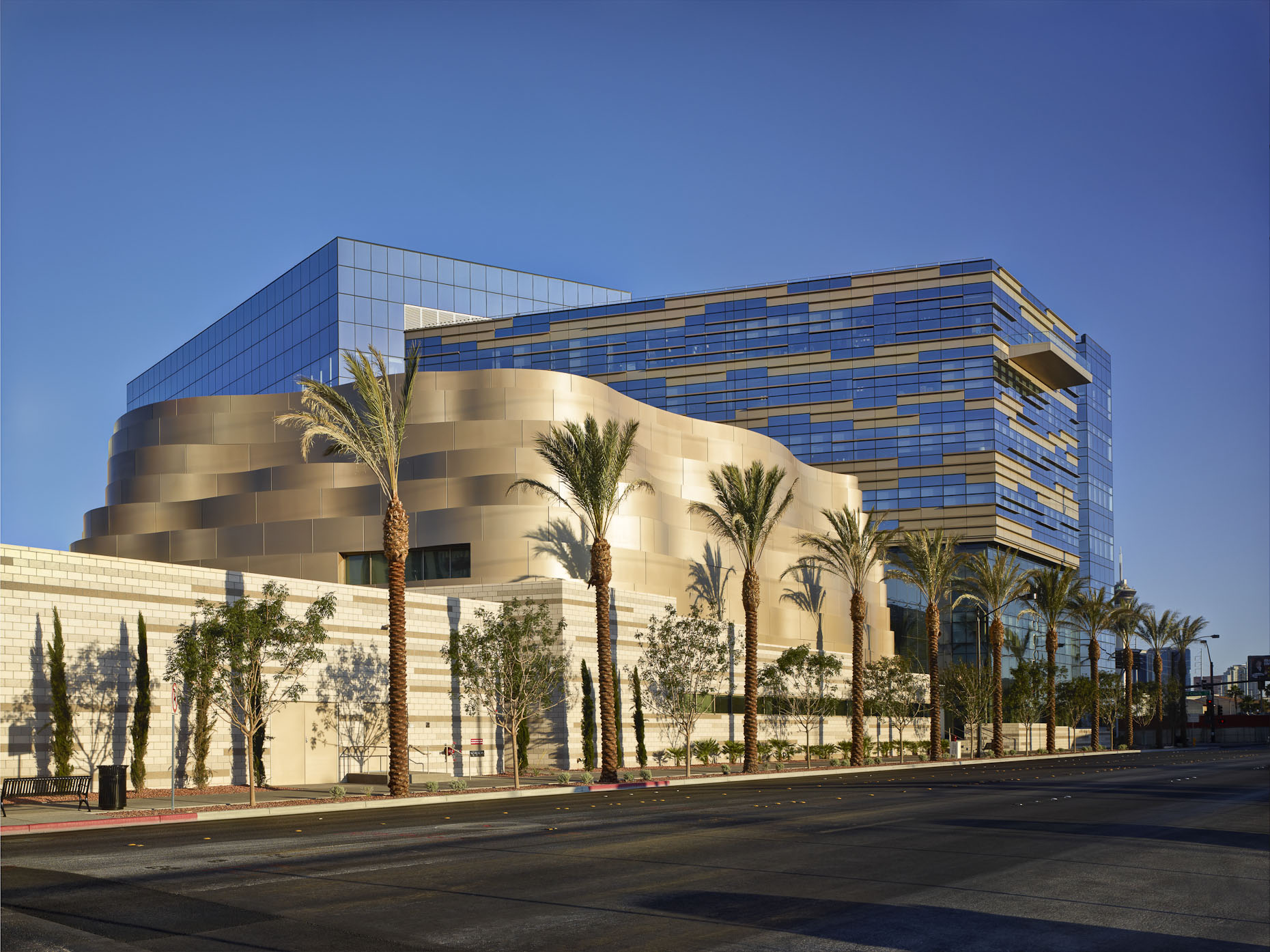 Las Vegas City Hall | Elkus Manfredi Architects