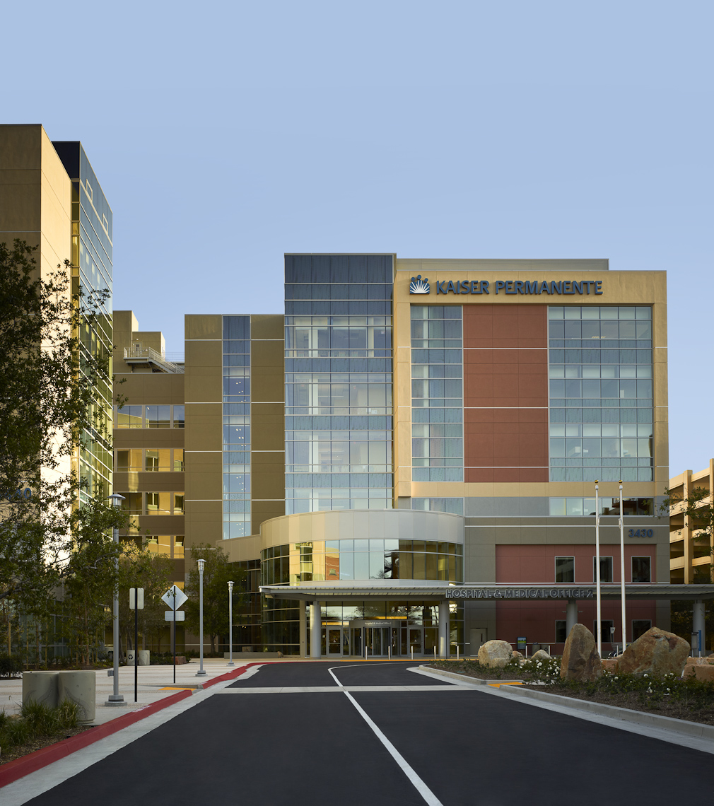 Kaiser Permanente Orange County - Anaheim Medial Center | Cannon Design