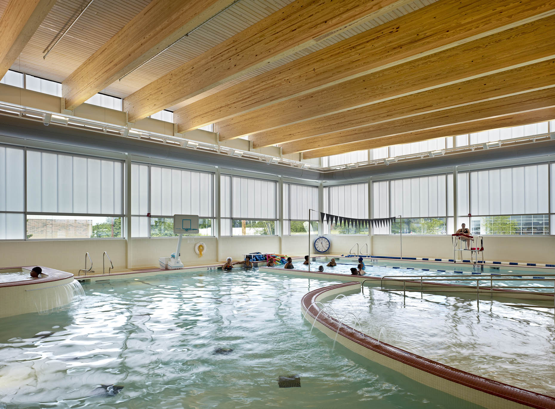 Warrensville Heights YMCA | Moody Nolan