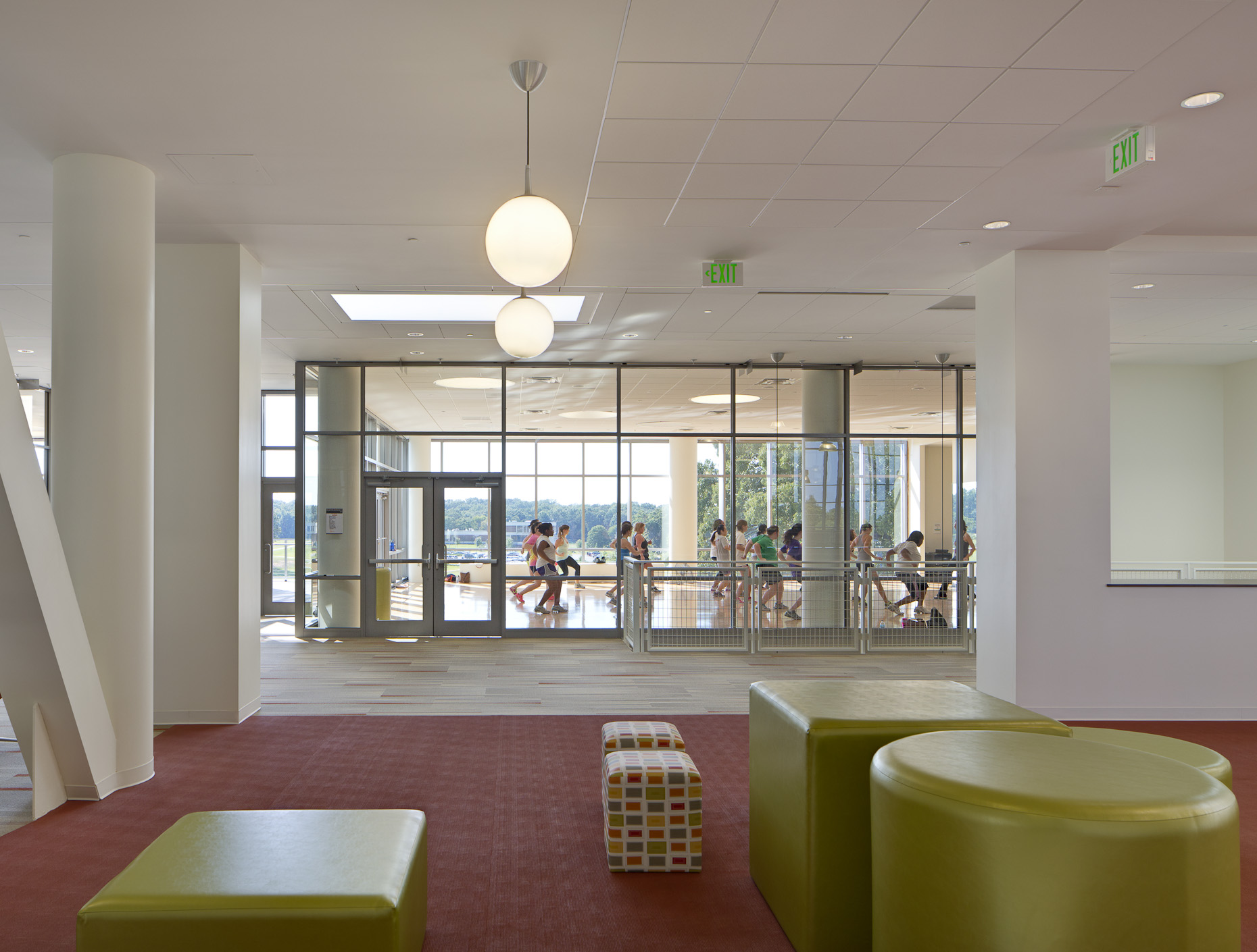 Auburn University Montgomery (AUM) Wellness Center | 360 Architecture