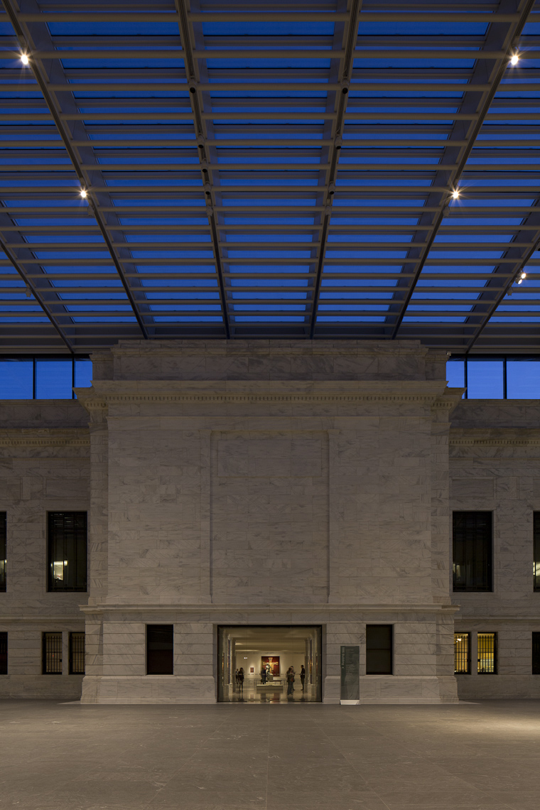 Cleveland Museum of Art Atrium | Rafael Viñoly Architects, PC