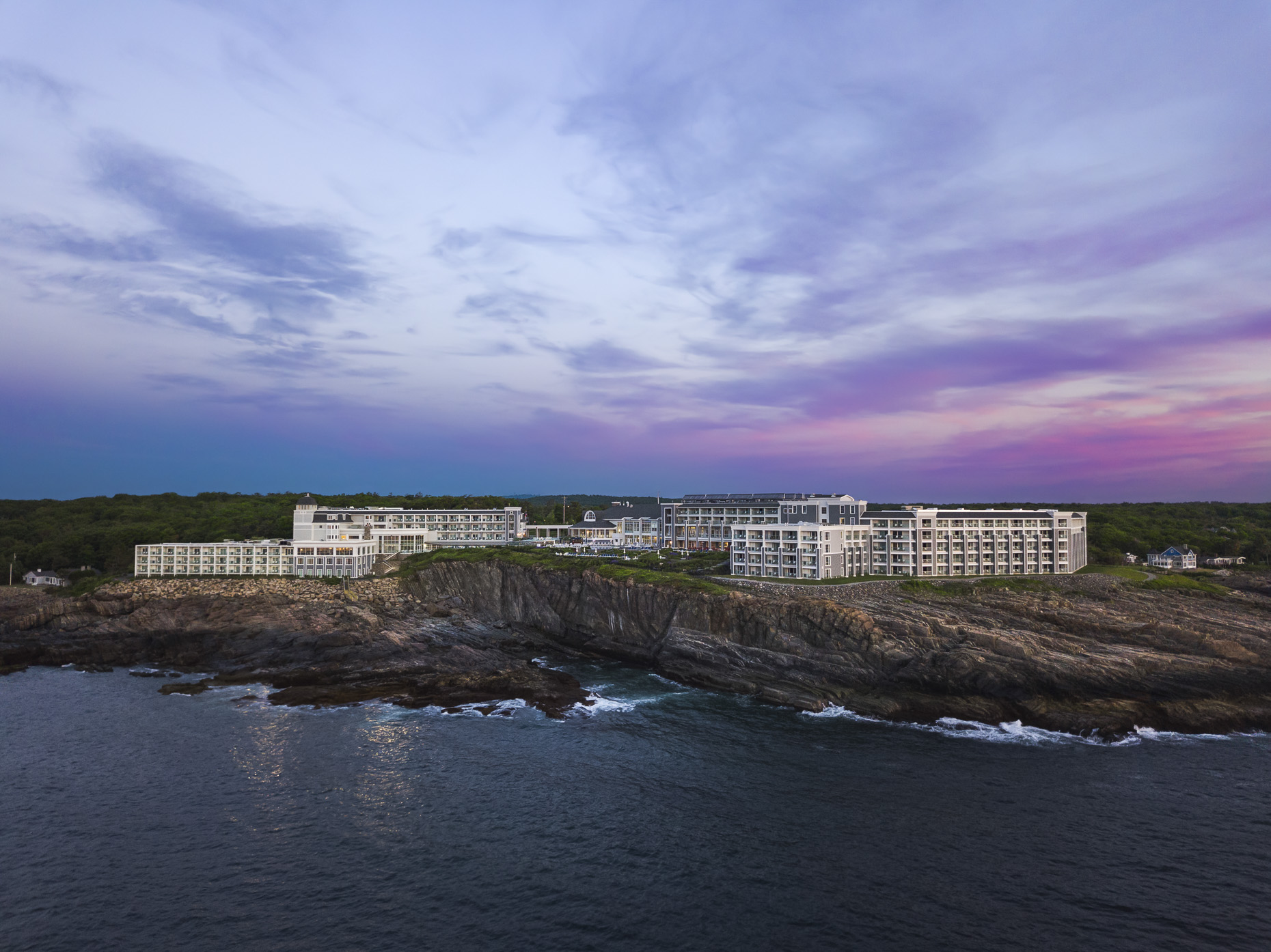 Cliff House Resort & Spa by Cooper Carry photographed by Brad Feinknopf based in Columbus, Ohio