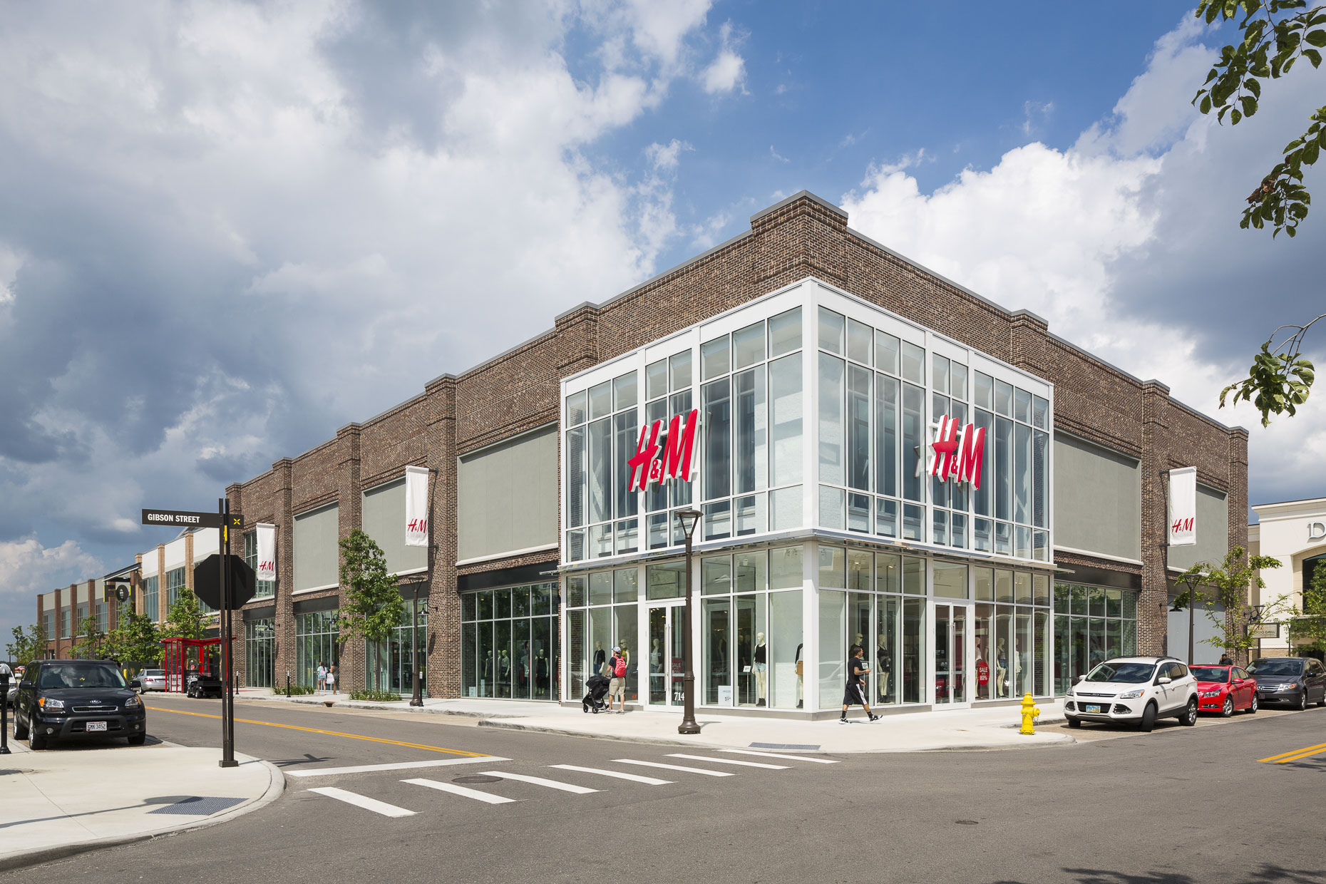 Liberty Town Center by HOAR Construction photographed by Lauren K Davis based in Columbus, Ohio