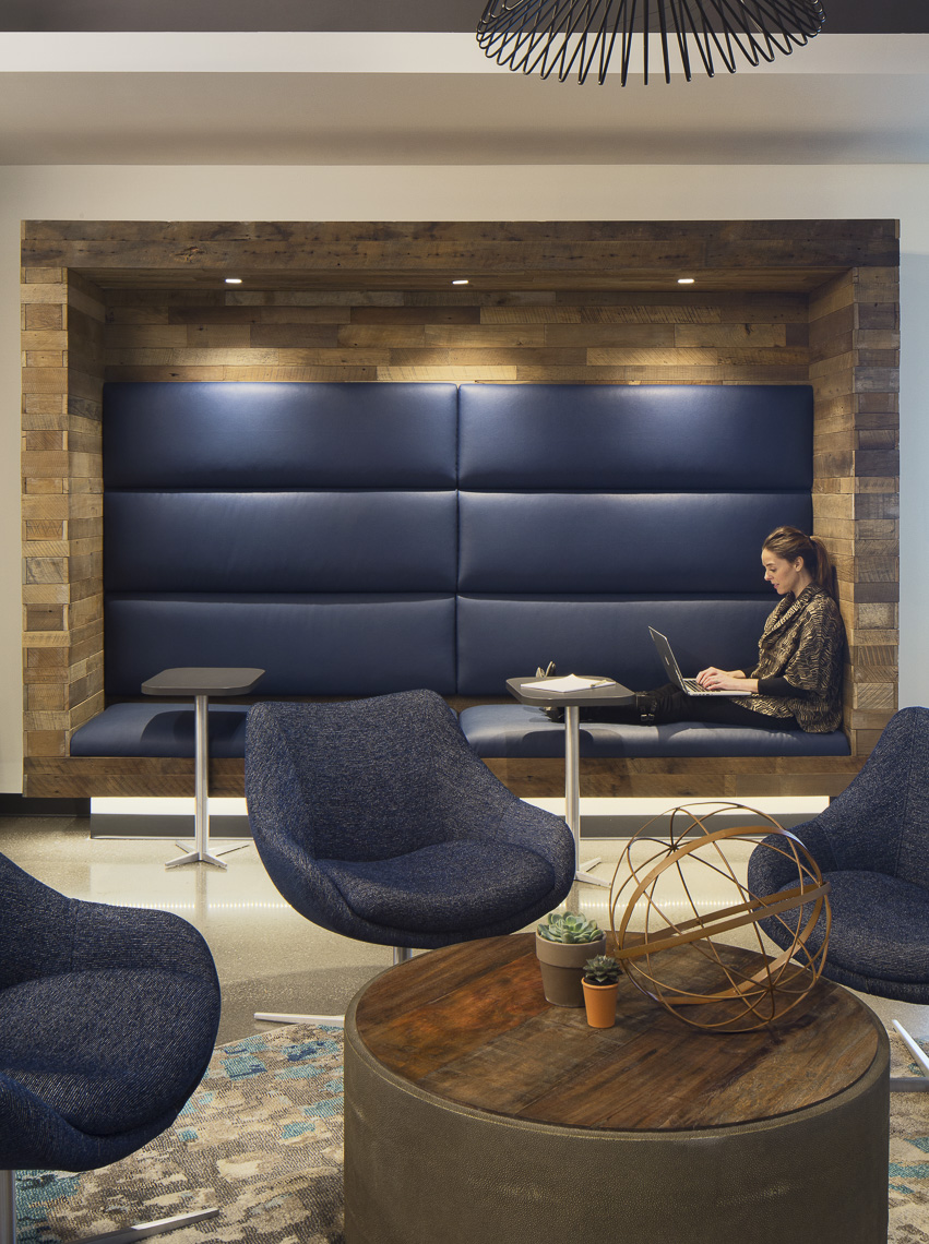 Brick House Blue by WSA Studio photographed by Lauren K Davis based in Columbus, Ohio