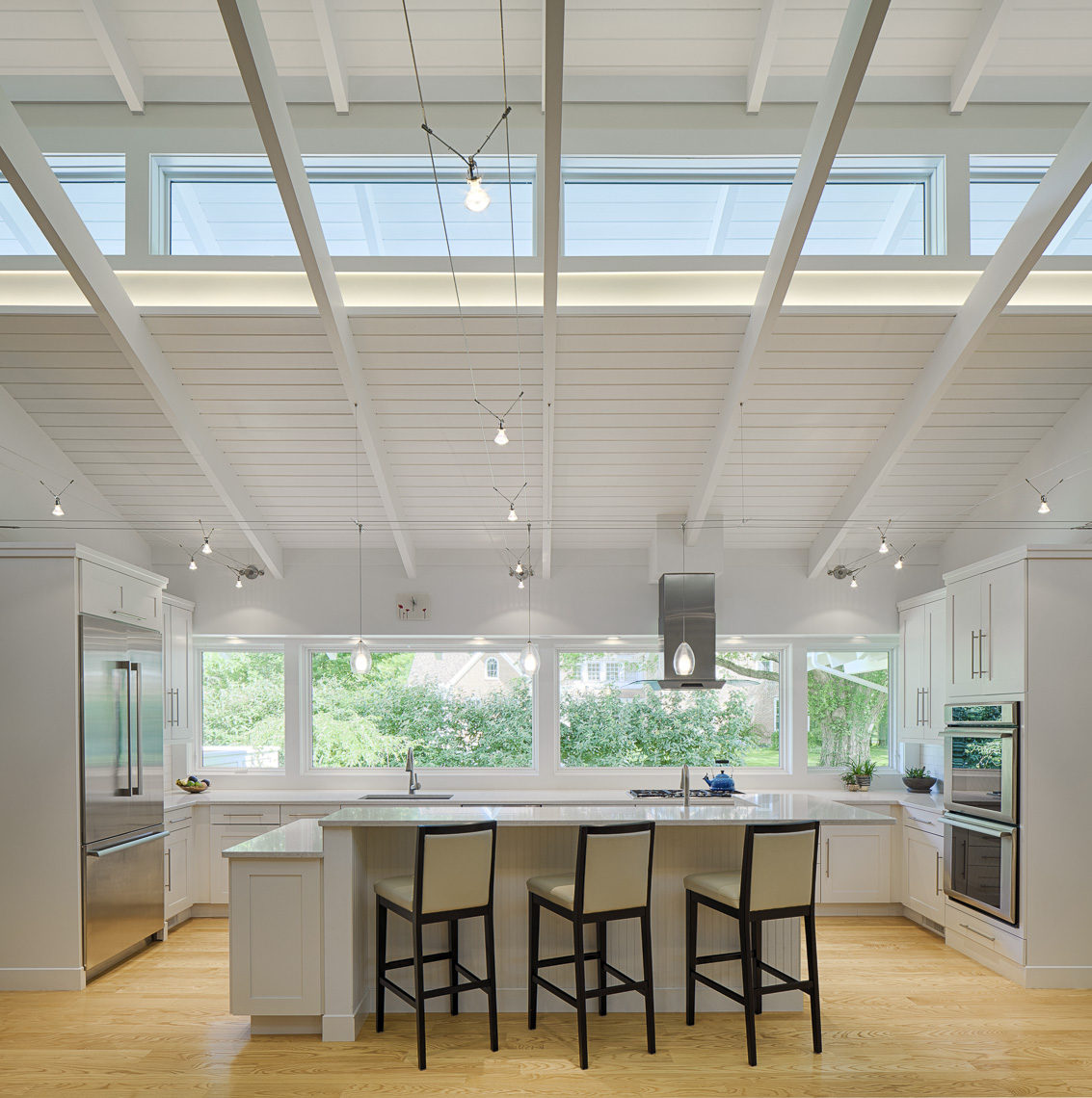 Yellow Springs Private Residence by Earl Reeder Associates photographed by Lauren K Davis based in Columbus, Ohio