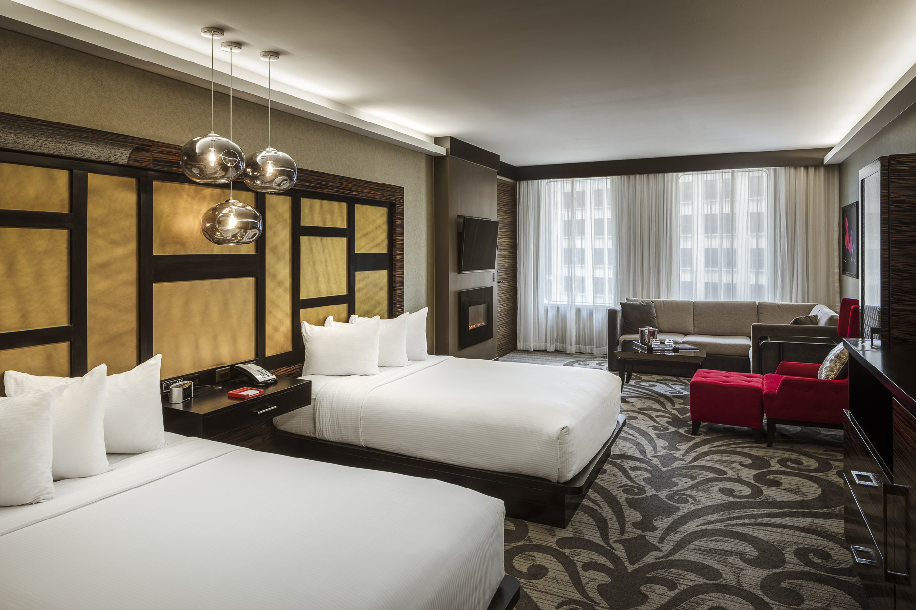 Metropolitan at the 9, Autograph Collection Hotels by Marriott photographed by Lauren K Davis based in Columbus, Ohio